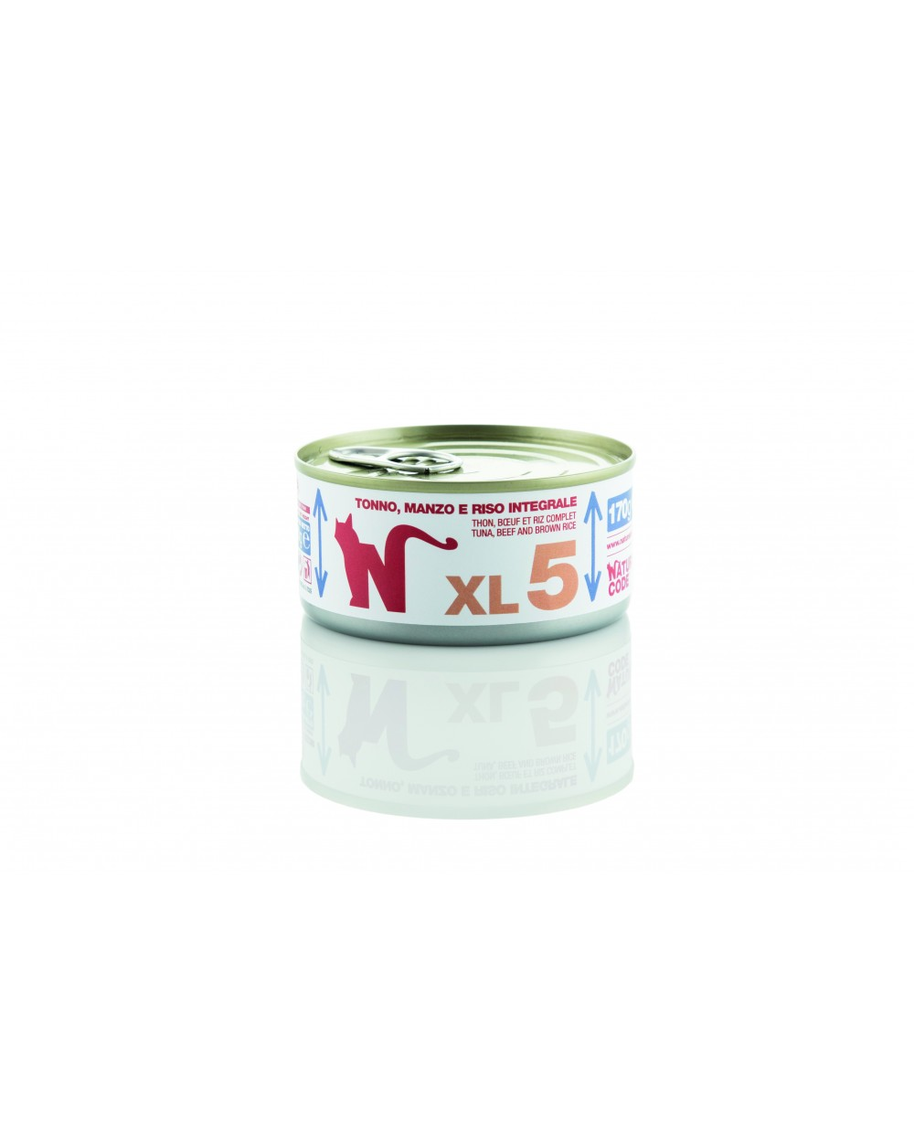 Natural Code XL 5 Pollo in Patè