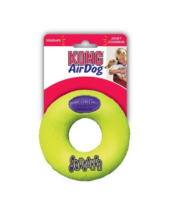 Kong AirDog® Gioco per Cani Donuts con Squeaker - Varie Misure