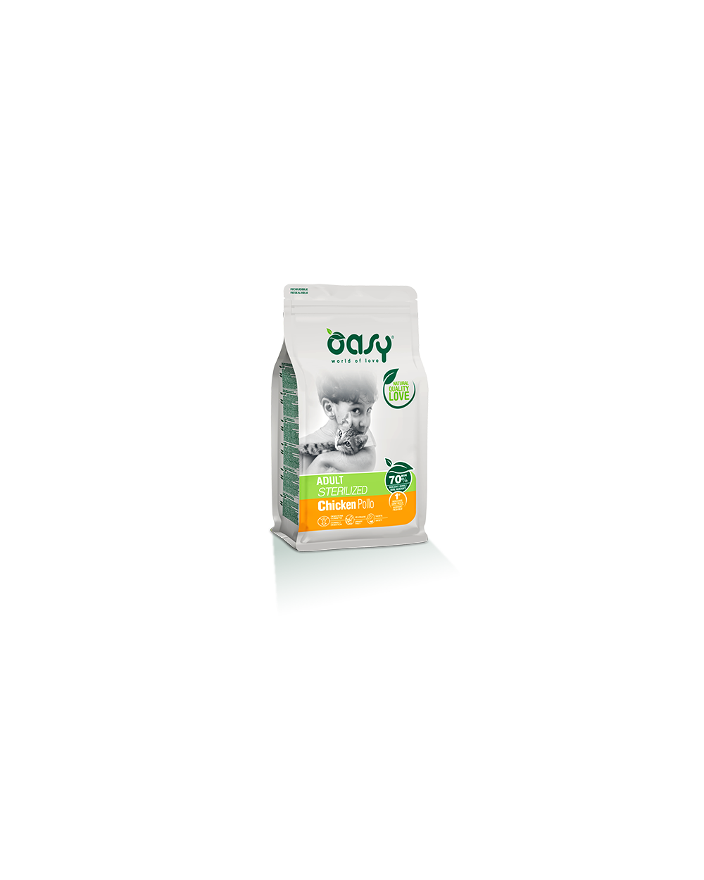 Oasy Adult Sterilized