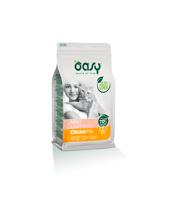 Oasy Adult Light In Fat