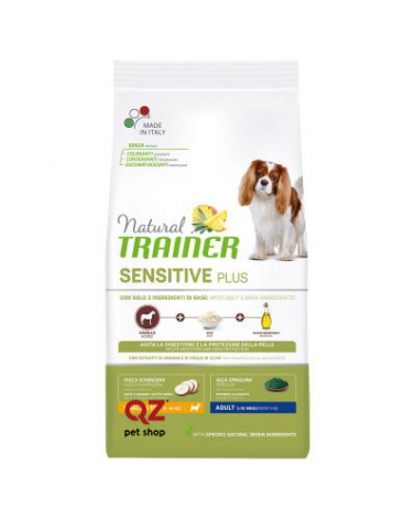 Trainer Fitness 3 - Adult Mini con Coniglio, Patate e Olio