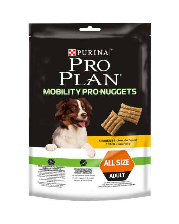 Pro Plan Dog Snack Mobility Pro Nuggets con Pollo 300 g