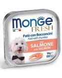 Monge Fresh Paté e Bocconcini con Salmone