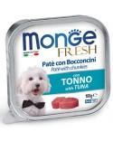 Monge Fresh Paté e Bocconcini con Tonno