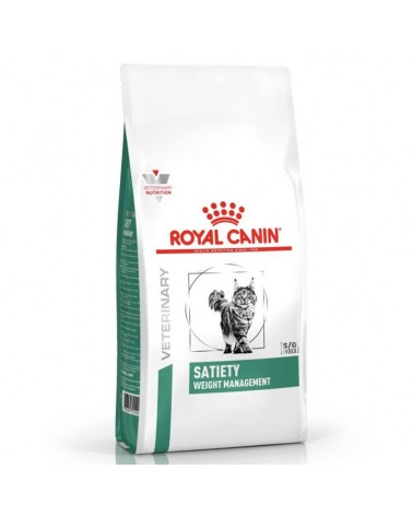 Royal Canin Feline Veterinary Diet Satiety Weight Management Secco 1.5 kg
