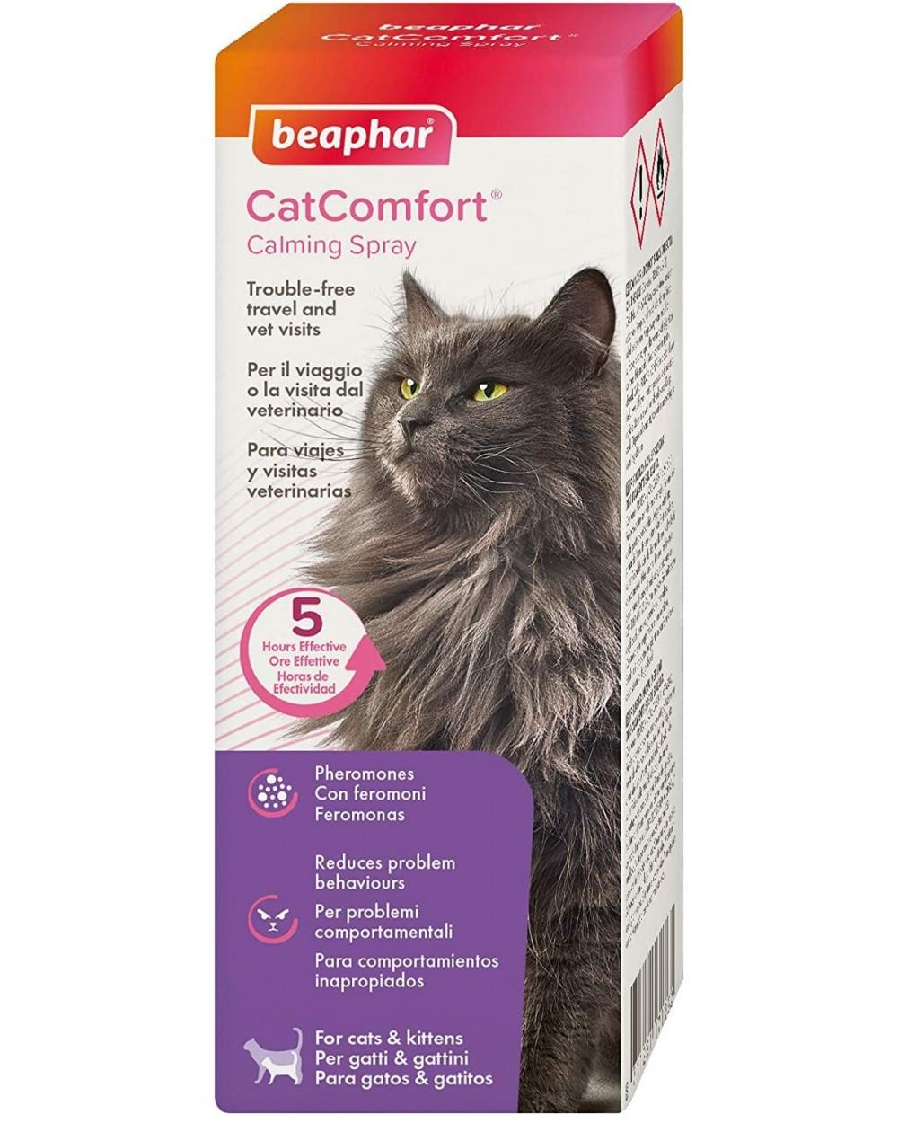 Beaphar Cat Comfort Calming Spray 60 ml