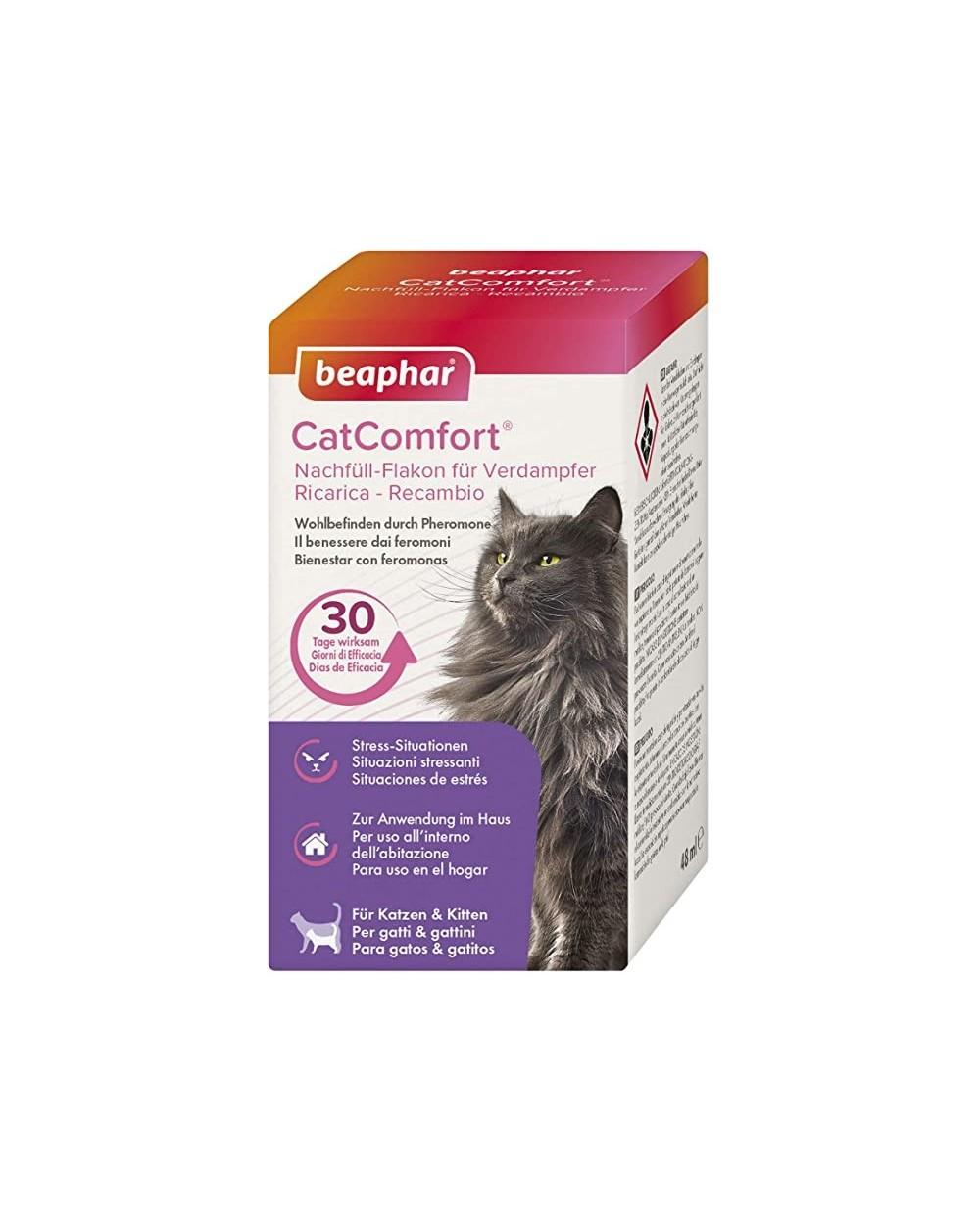 Beaphar Cat Comfort Calming Ricarica 48 ml