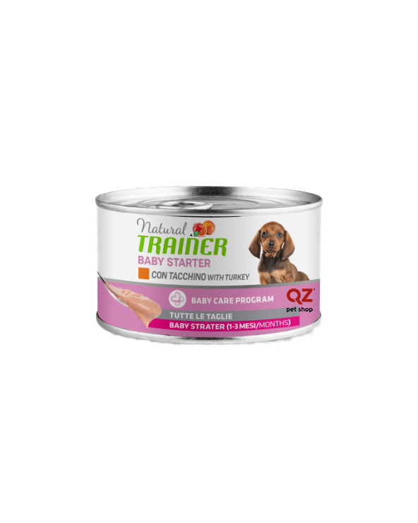 Natural Trainer Baby Starter Mousse 140 g