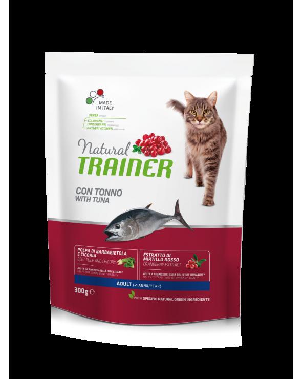 Natural Trainer Cat Adult al Tonno 300 g