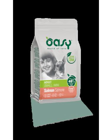 Oasy Dog OAP Adult Mini Salmone 2.5 kg
