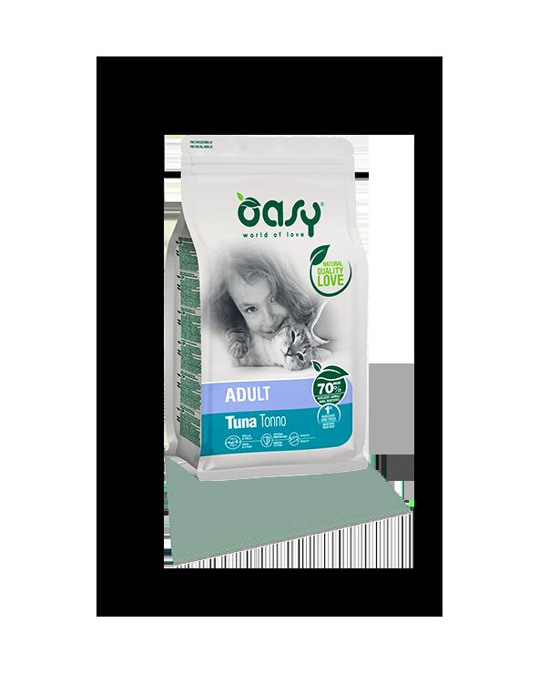 Oasy Cat Adult Tonno 7.5 kg