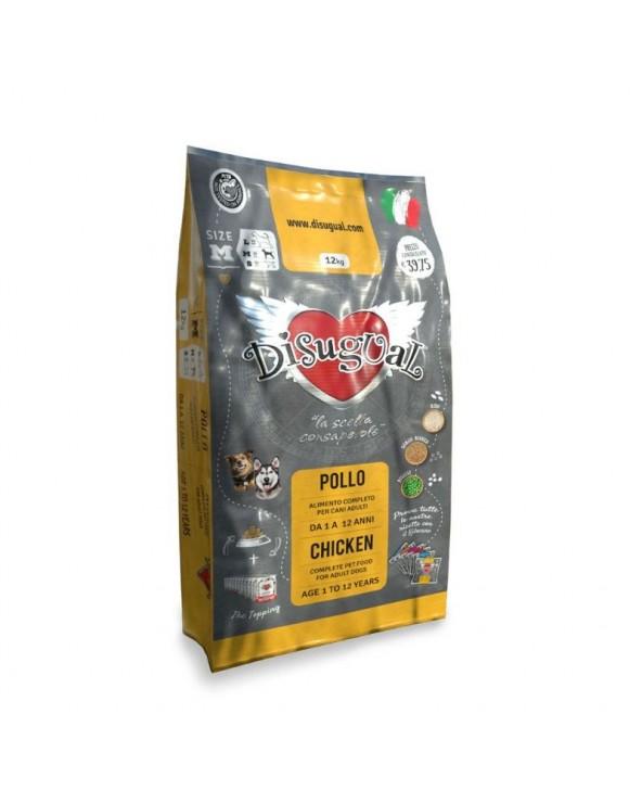 Disugual Dog Adult Medium Pollo 12 kg
