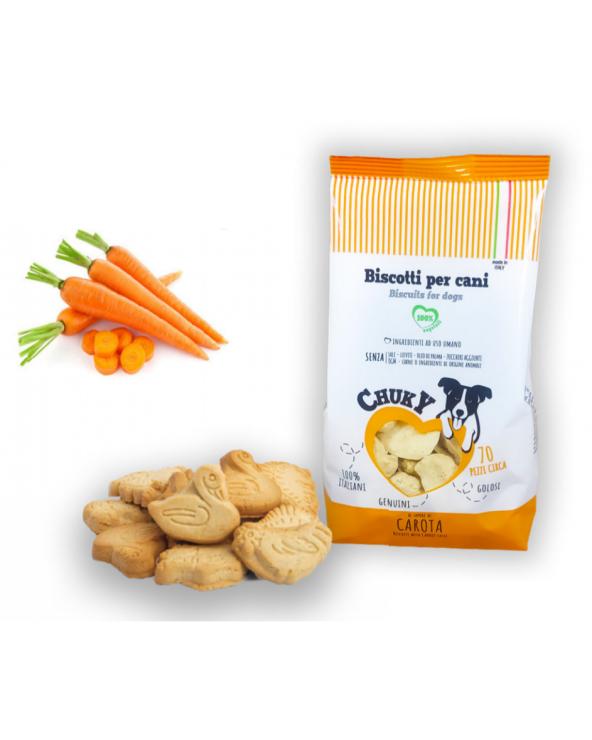Chuky Biscotti per Cani Carota 370 g