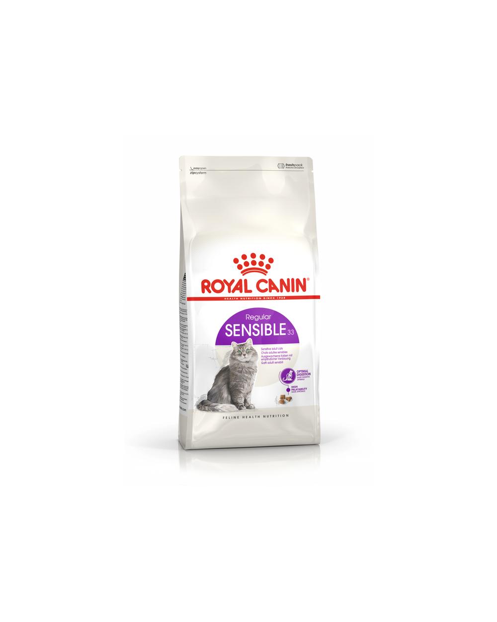 Royal Canin Feline Health Nutrition Regular Sensible 33 - 400 g