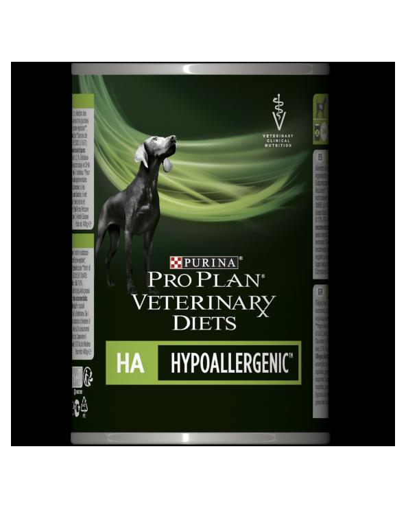 Pro Plan Veterinary Diet Dog HA Hypoallergenic Mousse 400 g