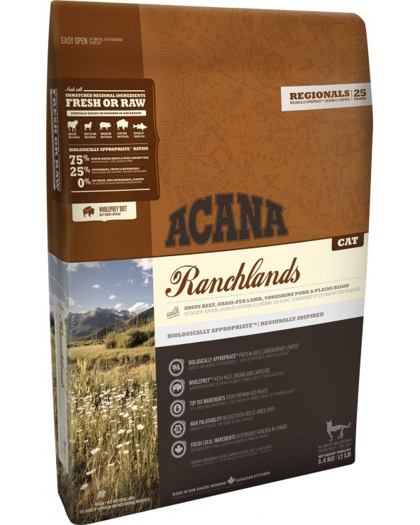 Acana Cat Regionals Ranchland 340 g