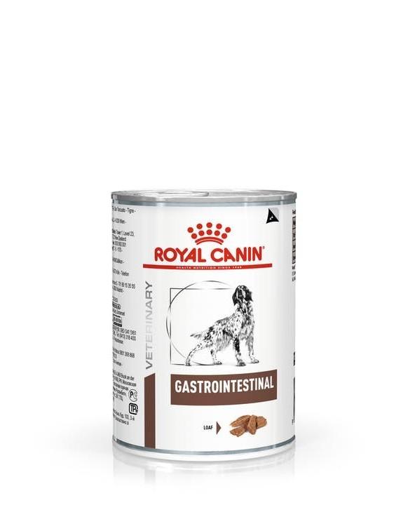 Royal Canin Canine Veterinary Diet GastroIntestinal Lattina in Patè 400 g