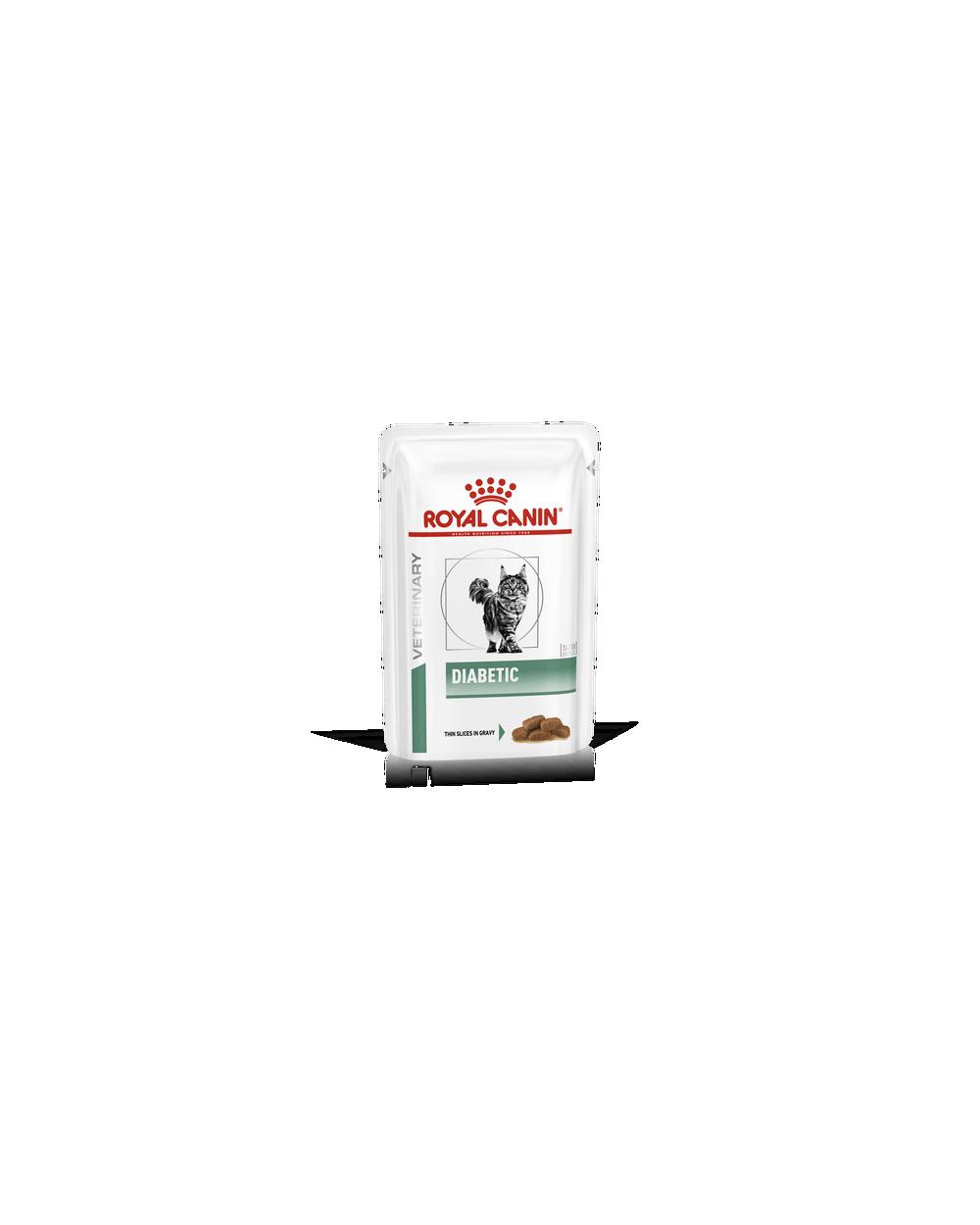 Royal Canin - Diabetic umido Feline