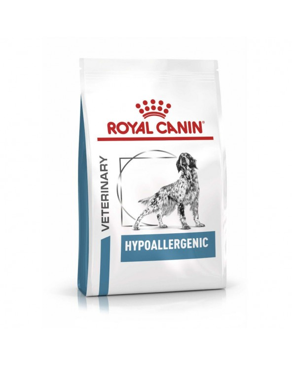 Royal Canin Veterinary Diet Canine Hypoallergenic 14 kg