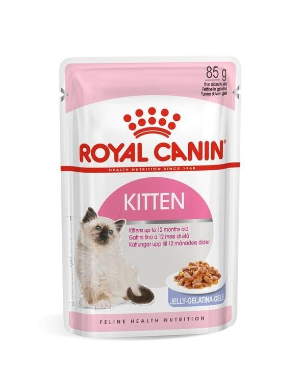 Royal Canin - Kitten Instinctive in gelatina