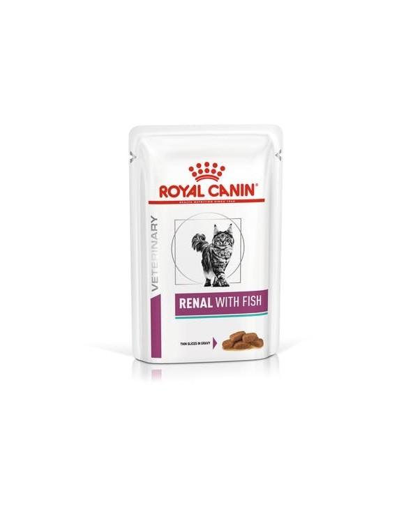 Royal Canin - Renal with Tuna - umido