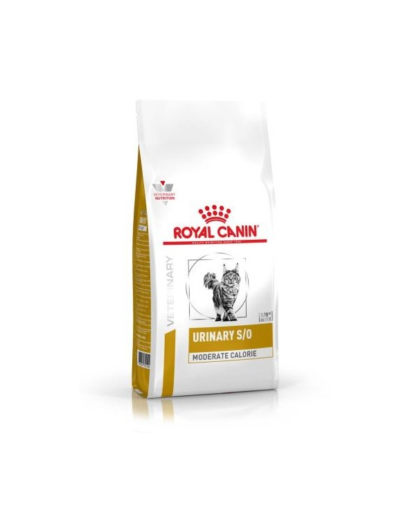 Royal Canin - Urinary S/O Moderate Calorie Feline