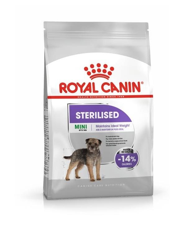 Royal Canin Dog Adult Mini Sterilised 1 kg