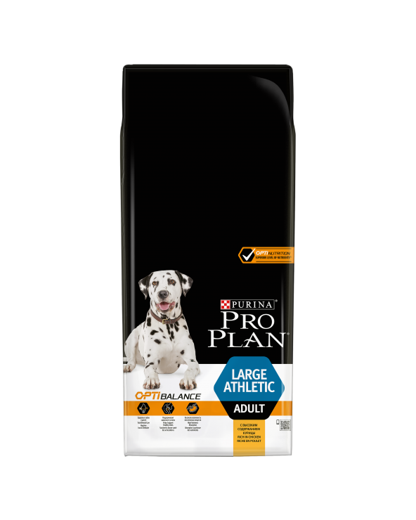 Pro Plan Dog Adult Large Athletic OPTIBalance Pollo 14 kg