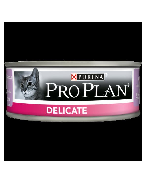 Pro Plan Delicate Ricco di Tacchino