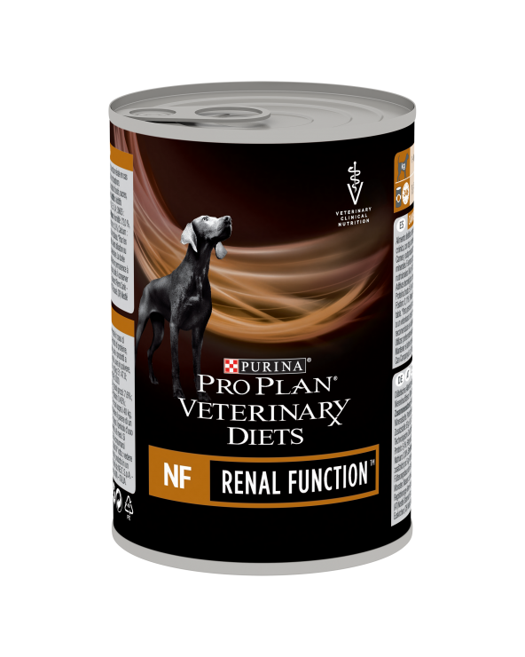 Pro Plan Dog Veterinary Diets NF Renal Function Lattina in Patè 400 g
