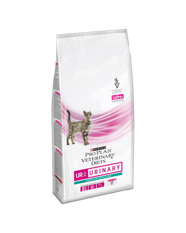Pro Plan Cat Veterinary Diet UR Urinary ST/OX con Pesce Oceanico 1.5 kg