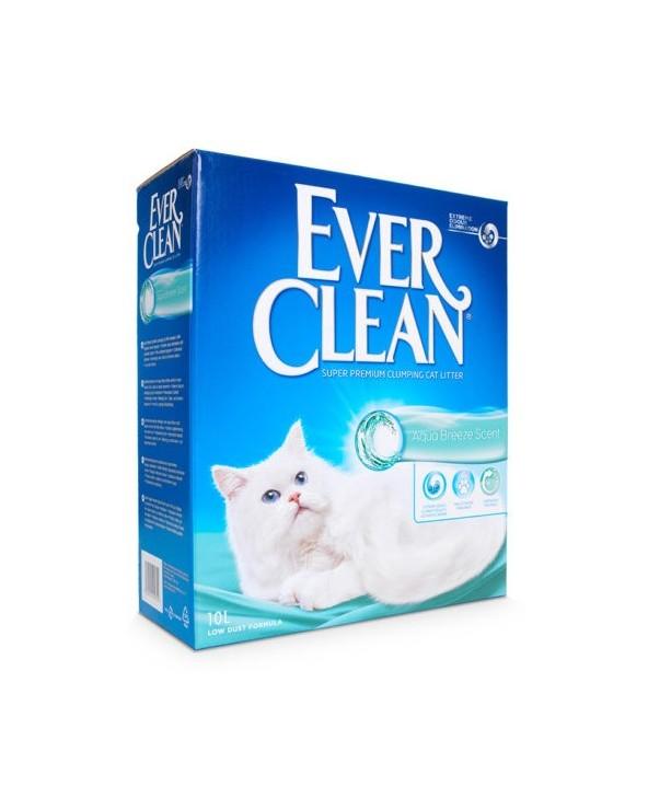 Ever Clean Extra Strong Clumping UNscented Lettiera Agglomerante Non Profumata per Gatti 10 Lt