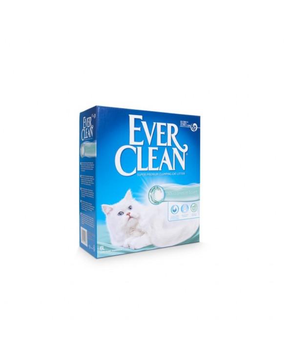 Ever Clean Extra Strong Clumping UNscented Lettiera Agglomerante Non Profumata per Gatti 6 Lt