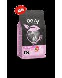 Oasy Dog Grain Free Adult Medium aOasy Dog Grain Free Adult Small e Mini Maiale 800 ge Large Maiale 2.5 kg