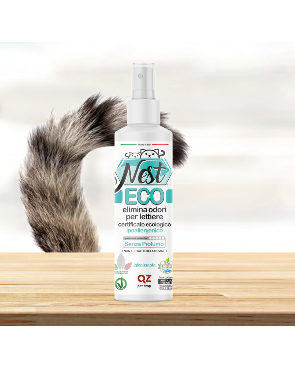Nest ECO Detergente Igienizzante Multiuso per Superfici Dure 500 ml