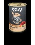 Oasy Dog Grain Free Puppy e Junior Medium Large Monoproteico Agnello Lattina 400 g