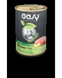 Oasy Dog Grain Free Adult Medium Large Monoproteico Agnello Lattina 400 g