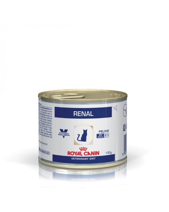 Royal Canin - Renal feline morbido patè