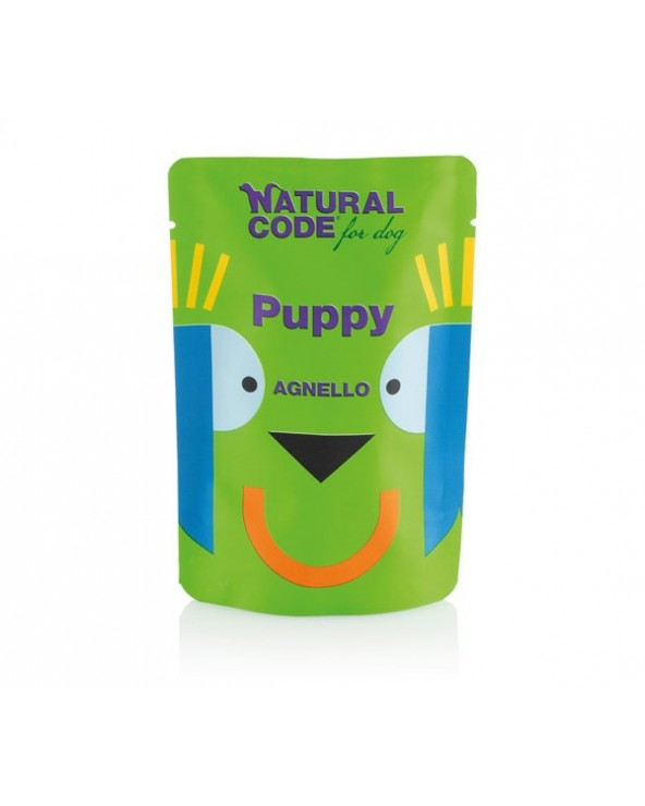 Natural Code Dog P06 Adult Cavallo Soft Jelly Bustina 100 g