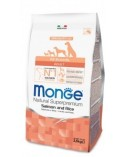 Monge All Breeds Adult Salmone e Riso