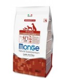Monge All Breeds Puppy & Junior Agnello e Riso