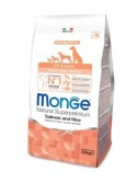 Monge All Breeds Puppy & Junior Salmone e Riso